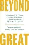 Beyond Great - Arindam Bhattacharya (Hardback)