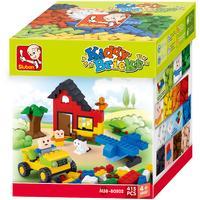 Sluban Kiddy Bricks - Basic Building Brick (415 Pieces)