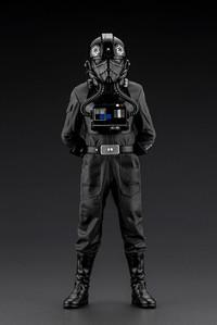 Kotobukiya - Star Wars: A New Hope - ARTFX+ Tie Fighter Pilot (Figure) - Cover