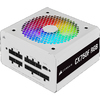 Corsair - CP-9020227 CX Series CX750F RGB White - 750 Watt 80 Plus Bronze Certified Fully Modular RGB White PSU