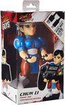"Cable Guy - Street Fighter ""Chun-Li""  - Phone & Controller Holder"