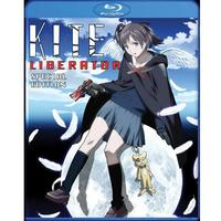 Kite Liberator (Region A Blu-ray)