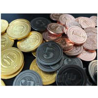 Imperial Publishing - 50 Metal Industrial Coin Upgrade Set