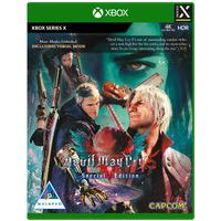 Devil May Cry 5: Special Edition (Xbox Series X)