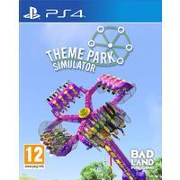 Theme Park Simulator (PS4)