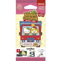 Animal Crossing - Sanrio amiibo Cards 6 pieces Card Pack