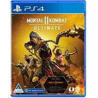 Mortal Kombat 11 - Ultimate Edition (PS4/PS5 Upgrade Available)