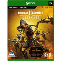 Mortal Kombat 11 - Ultimate Edition (Xbox Series X / Xbox One)
