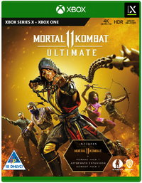 Mortal Kombat 11 - Ultimate Edition (Xbox Series X / Xbox One)