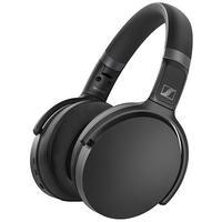 Sennheiser - HD 450BT Over-Ear Noise Cancelling Bluetooth Headphones (Black)