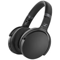 Sennheiser HD 450BT Over-Ear Noise Cancelling Bluetooth Headphones (Black)