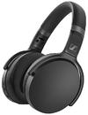 Sennheiser - HD 450BT Over-Ear Headset, Bluetooth - Black