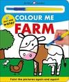 Colour Me Farm - Roger Priddy (Board book)