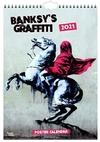 Banksys Graffiti 2021 A3 Poster - Browntrout (Paperback)