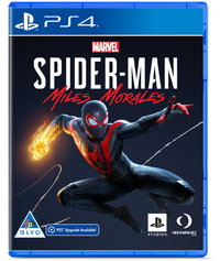 Marvel's Spider-Man: Miles Morales (PS4/PS5 Upgrade Available)