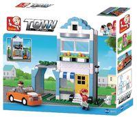 Sluban Town - Lemy & Queenie's Apartment (305 Pieces) - Cover
