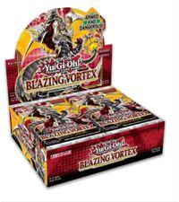 Yu-Gi-Oh! - Blazing Vortex Single Booster (Trading Card Game)