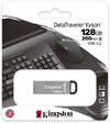 Kingston Technology - DataTraveler Kyson 128GB USB 3.2 Metal Flash Drive