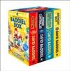 Blockbuster Baddiel Box (the Person Controller, the Parent Agency, Animalcolm, Birthday Boy) - David Baddiel (Mixed media product)