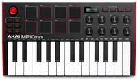 AKAI MPK MINI 3 V3 Compact USB/Midi Controller 25 Mini Keys + MPC Drum Pads - Cover