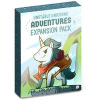 Unstable Unicorns - Adventures Expansion (Party Game)