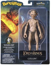 Lord Of The Rings - Gollum - Bendyfig Figurine 7.5 inch