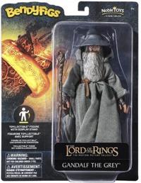Lord Of The Rings - Gandalf - Bendyfig Figurine 7.5 inch