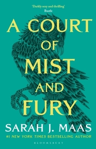 A Court Of Mist And Fury - Sarah J. Maas (Paperback) - Cover