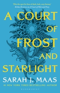 A Court Of Frost And Starlight - Sarah J. Maas (Paperback) - Cover