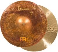 Meinl B14SAH 14 Inch Byzance Vintage Sand Hi Hat Cymbal