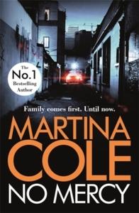 No Mercy - Martina Cole (Paperback) - Cover