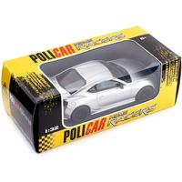 Policar - Toyota 86 - White (Slot Car)