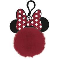 Minnie Mouse - Classic Pom Pom Keychain