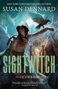 Sightwitch - Susan Dennard (Paperback) - Cover