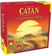 Catan - 25th Anniversary Edition (Board Game) - Cover