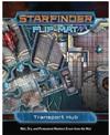 Starfinder - Flip-Mat - Transport Hub (Role Playing Game)