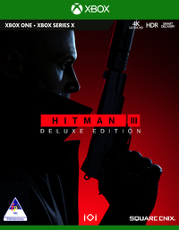 Hitman III - Deluxe Edition (Xbox One / Xbox Series X)