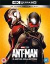 Ant-Man: 2-movie Collection (4K Ultra HD + Blu-ray (Boxset))