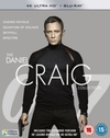 James Bond: The Daniel Craig Collection (Blu-ray / 4K Ultra HD Boxset)