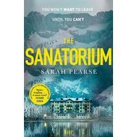 Sanatorium - Sarah Pearse (Trade Paperback)