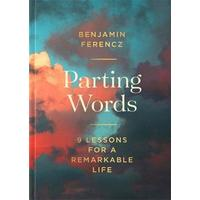 Parting Words - Benjamin Ferencz (Hardback)
