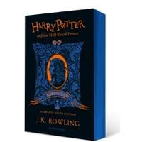 Harry Potter and the Half-Blood Prince - Ravenclaw Edition - J.K. Rowling (Paperback)