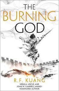 Burning God - R.F. Kuang (Paperback) - Cover