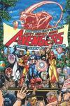The Marvel Art of George Perez - Marvel Comics (Hardcover)