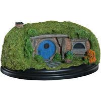 The Hobbit Trilogy - Hobbit Hole - 26 Gandalf's Cutting Environment Figurine