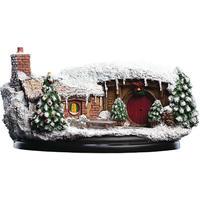 The Hobbit Trilogy - Hobbit Hole - Christmas #35 Bagshot Row Environment Figurine