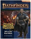 Pathfinder [Second Edition] - Adventure Path - Agents of Edgewatch 5/6 - Belly of the Black Whale (Role Playing Game)