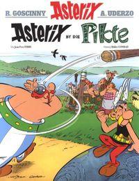 Asterix By Die Pikte - Rene Goscinny (Paperback) - Cover