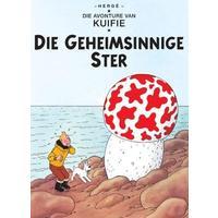 Die Avonture van Kuifie: Geheimsinnige Ster - Herge (Paperback)
