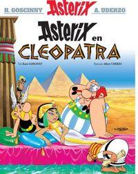 Asterix En Cleopatra - Rene Goscinny (Paperback) - Cover